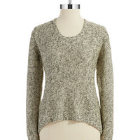 Rd Style Elbow-Patch Scoopneck Sweater