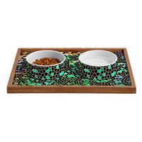 Lisa Argyropoulos Seekers Pet Bowl and Tray