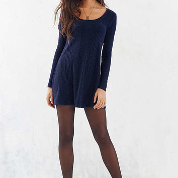 BDG Camp Sweater Dress - Urban Outfitters