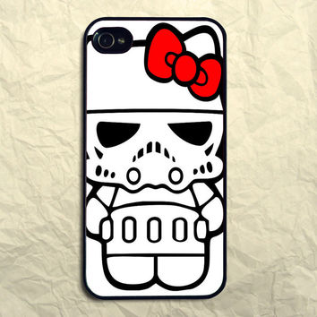 Hello Kitty Star Wars iPod Touch 5 Case