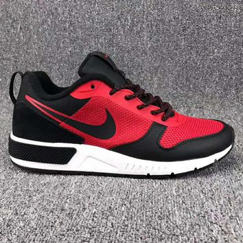 """NIKE"" Fashion Women/man Running Sport Casual Shoes Sneakers Red G-CSXY"