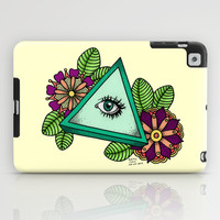 I See You △ iPad Case by haleyivers