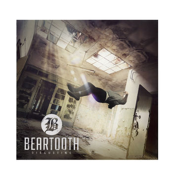 Beartooth - Disgusting Vinyl LP Hot Topic Exclusive