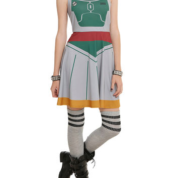 Star Wars Her Universe Boba Fett Dress