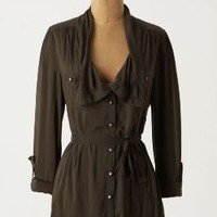 Draped Collar Tunic - Anthropologie.com