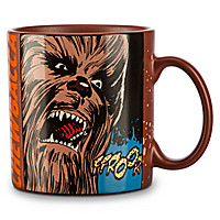 Chewbacca Comic Strip Mug - Star Wars