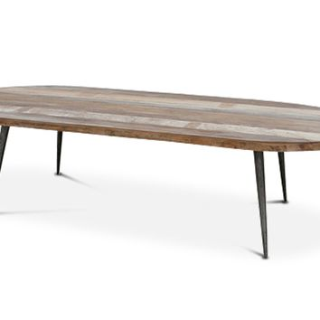 Sawyer Oval Coffee Table