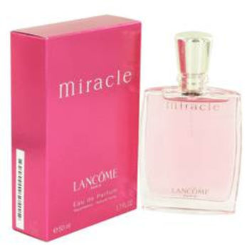 Miracle Perfume By LANCOME FOR WOMEN 1.7 oz