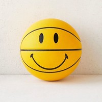 Chinatown Market For UO Smiley Basketball   Urban Outfitters