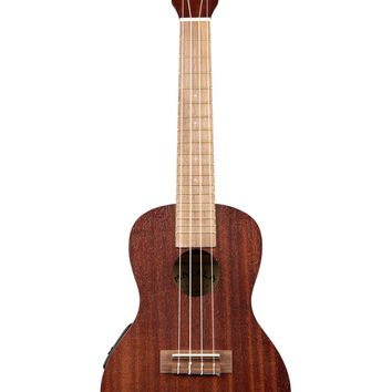 Makala Concert Ukulele with EQ