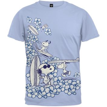 Peanuts - All-Over Surf T-Shirt