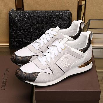1ca5e353eaae Boys   Men Louis Vuitton Fashion Casual Sneakers Sport Shoes