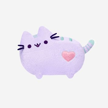 Pastel Pusheen plush toy (lilac)