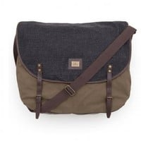 obey - alder messenger bag (more colors) - obey | 80's Purple