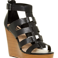 Macksie Wedge Sandal