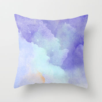Lazy Afternoon Throw Pillow by 83oranges.com
