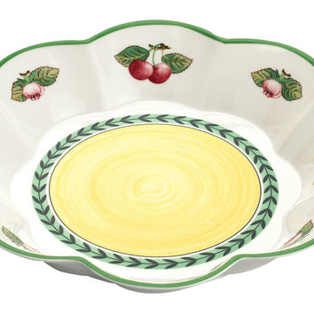 French Garden Charm Bowl, 48 oz, Serving Bowls