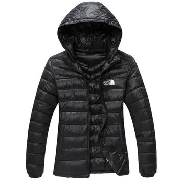 The North Face Men 2017 Brand New Ultralight Down Jacket Winter Outwear Zipper Thin Coat