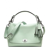 Coach :: New Legacy Leather Romy Top Handle