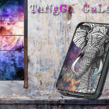 iphone case,elephant galaxy,iphone 5 case,iphone 4/4s case,samsung s3,s4 case,accesories,cell phone,hard plastic.
