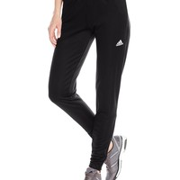 NEW Women's adidas Core 15 Soccer Training Pants M35340 Black Athletic Run Pant