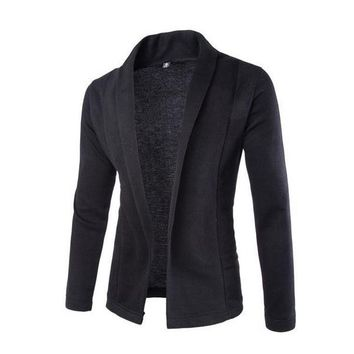 Casual Business Cardigan Coat