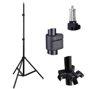 "New 6'56"" 2m Light Stand Tripod Photo Studio Accessories For Softbox Photo Video Lighting Flashgun Lamps umbrella"