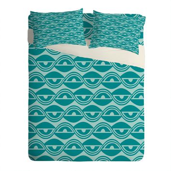 Heather Dutton Lazy Days Sheet Set Lightweight