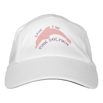 Save the Pink Dolphin Headsweats Hat