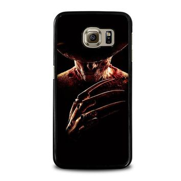 freddy krueger 2 samsung galaxy s6 case cover  number 1