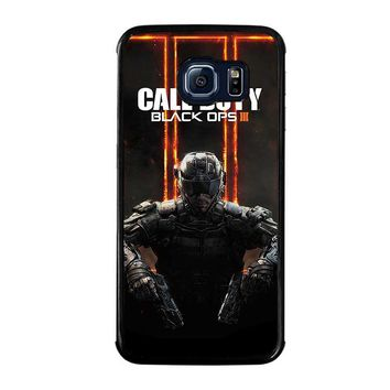 CALL OF DUTY BLACK OPS 3 Samsung Galaxy S6 Edge Case Cover