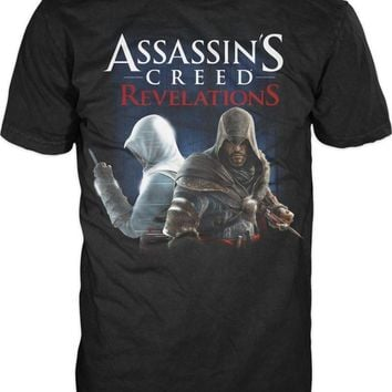 MPTS Assassin's Creed Revelations T-Shirt Tee Shirt for Men