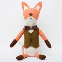 BRIKA.com | Henry the Fox | A Well-Crafted Life