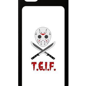 Scary Mask With Machete - TGIF iPhone 5 / 5S Grip Case