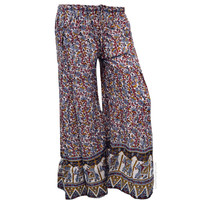 Indian Print Artisan Pants on Sale for $32.95 at HippieShop.com