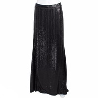 Roxie Sequin Maxi Skirt