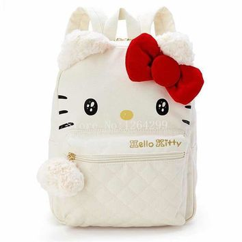 School Backpack New Fashion Hello Kitty My Melody Girls Students School Bags Kids Backpack Bag For Children AT_48_3