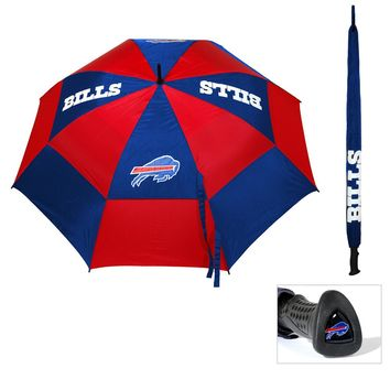Buffalo Bills NFL 62 double canopy umbrella""
