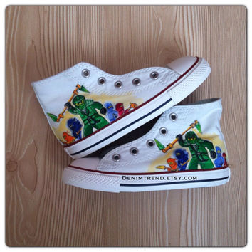 Ninjago Shoes Converse