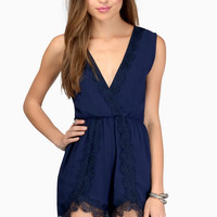 Til' Midnight Romper $47