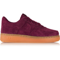 Nike - Air Force 1 07 suede sneakers