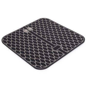 TechCare Massager EMS Tens Foot Massager Pad Mat Attachment for Tens Unit Muscle Stimulators for Blood Circulation Relaxing Pain Relief Fibromyalgia Painful Diabetic Neuropathy