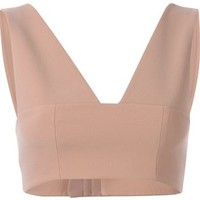 T By Alexander Wang Plunging Bralet - The Shop At Bluebird - Farfetch.com