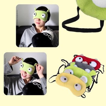 Big Eyes Monster Eye Shade Mask Comfort Sleeping Blindfold Nap Rest Cover = 1714239364
