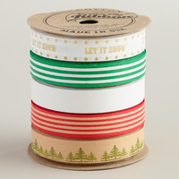 Victorian Cotton Ribbon, 5-Pack - World Market