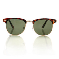 Banded Wayfarer Sunglasses | Trendy Sunglasses at Pinkice.com