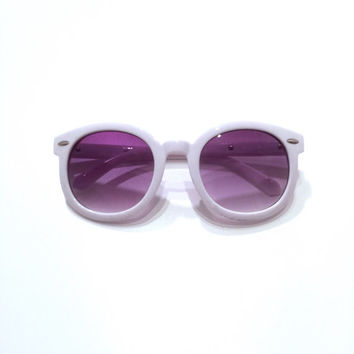 White or Black Toddler Baby Sunglasses Baby Fashion Trendy Hipster Stylish