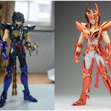 in stock GREAT TOYS Phoniex ikki V3 EX final Cloth EX GT bronze Saint Seiya action figure toy metal armor