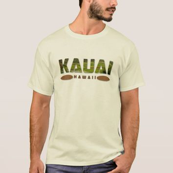 Kauai • Hawaii Island T-Shirt