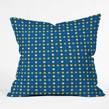 Caroline Okun Amos Throw Pillow